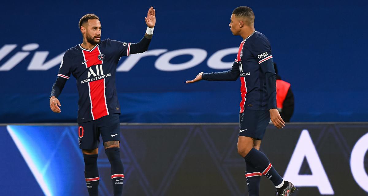 PSG - ASSE : même absent, Neymar a signé un coup d'éclat magistral