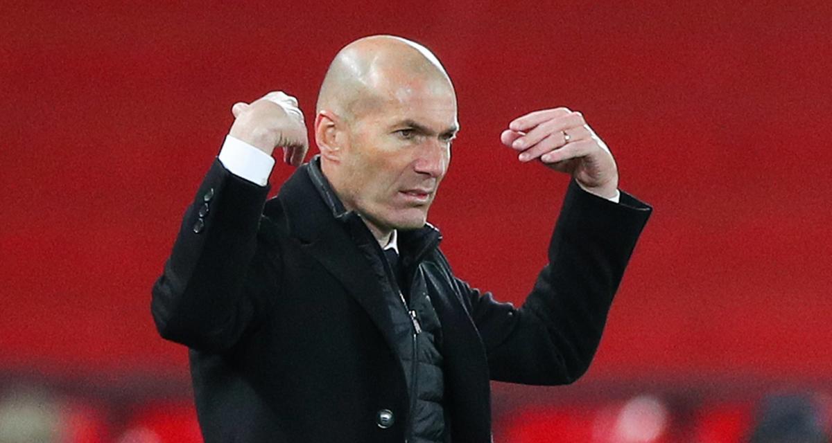 Real Madrid, OM : Zidane prend position sur la polémique Longoria
