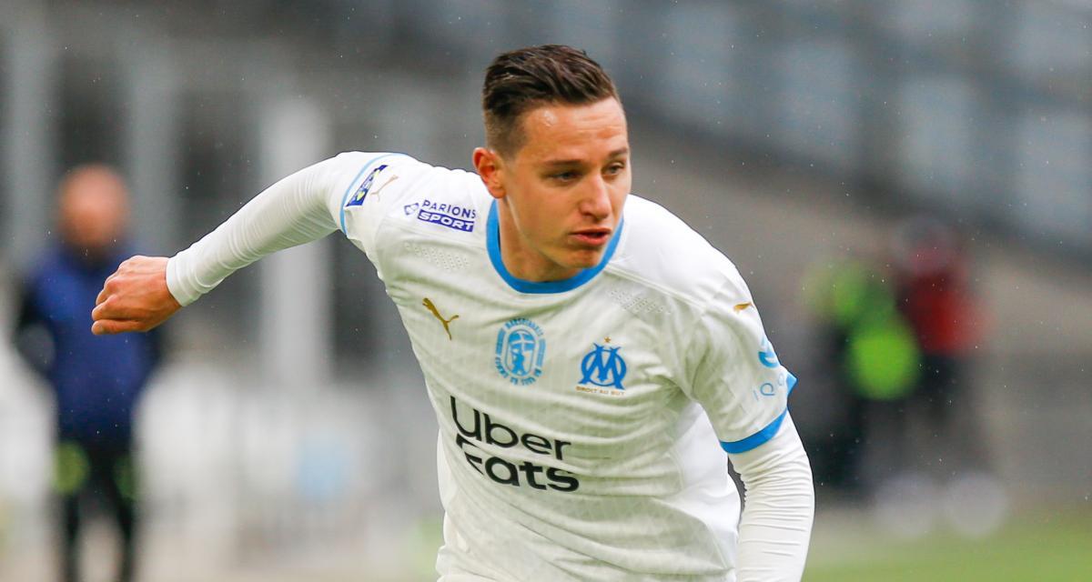 OM - FC Lorient (3-2) : Thauvin colle un petit tacle à Payet