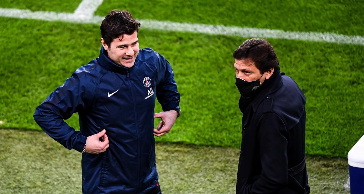 PSG - Mercato : Pochettino pousse Leonardo à un recrutement polémique