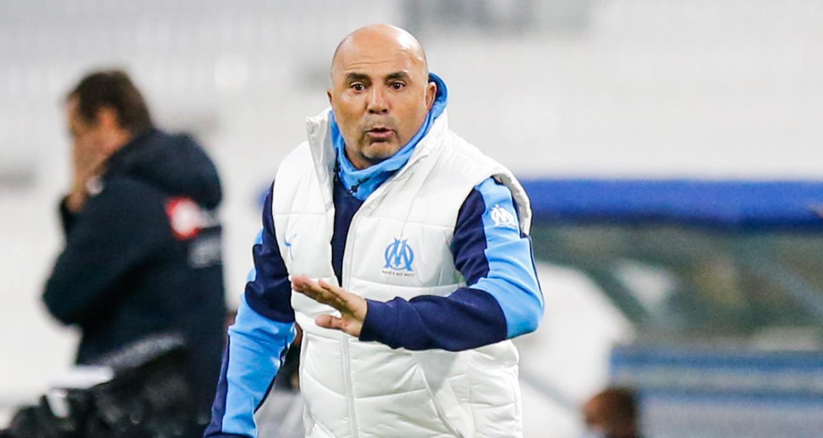 OM - FC Lorient (3-2) : le clin d'œil de Sampaoli à l'ère Tapie