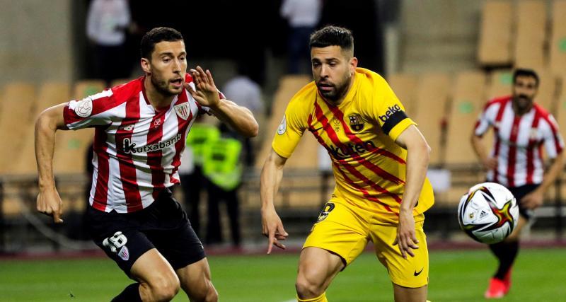 Coupe du Roi : Athletic Bilbao 0-0 FC Barcelone (mi-temps)