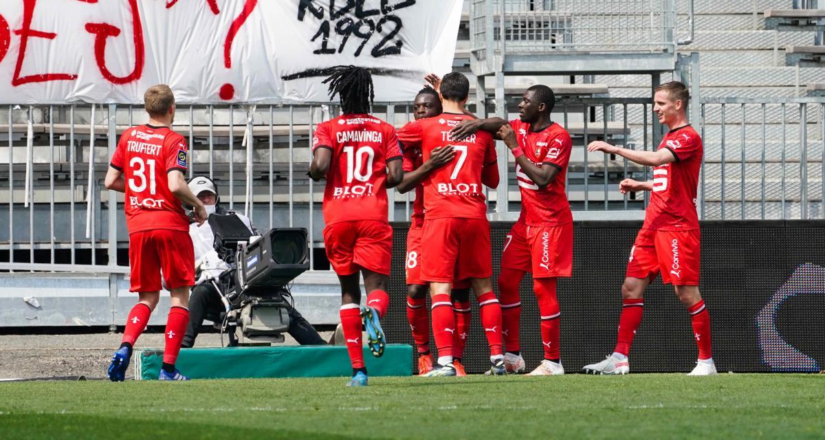 Stade Rennais : une grosse polémique entache la victoire à Angers