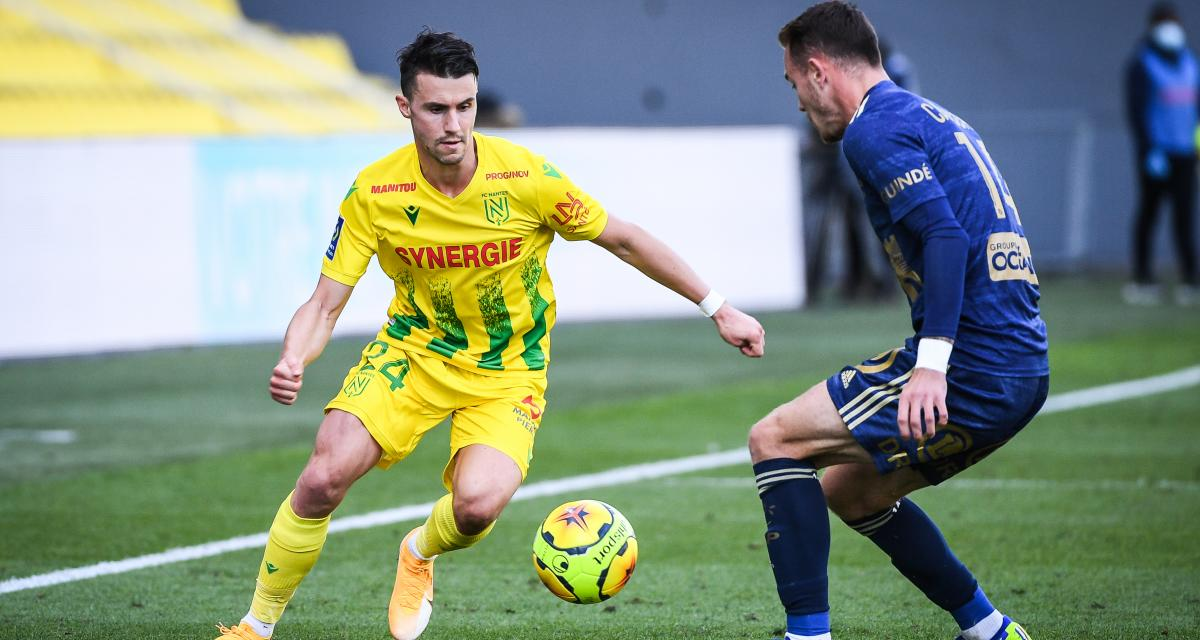 FC Nantes : un maillon fort de Kombouaré vit très mal l'opération maintien