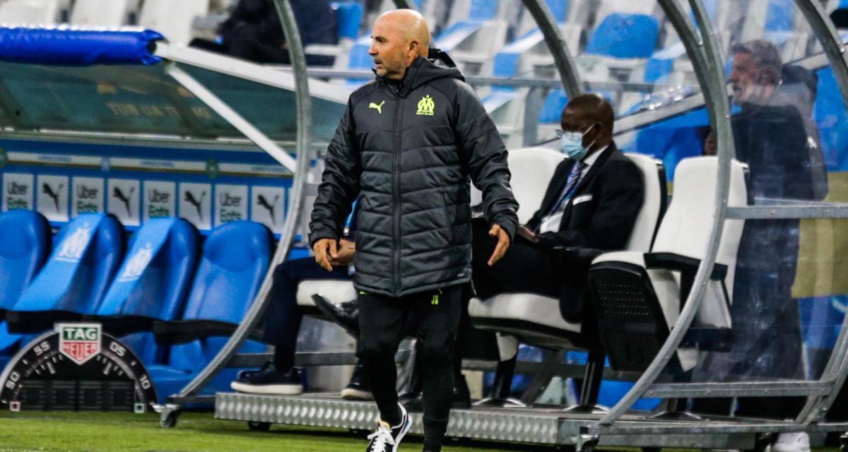 OM : Sampaoli s'est montré sans pitié avec dix de ses joueurs !