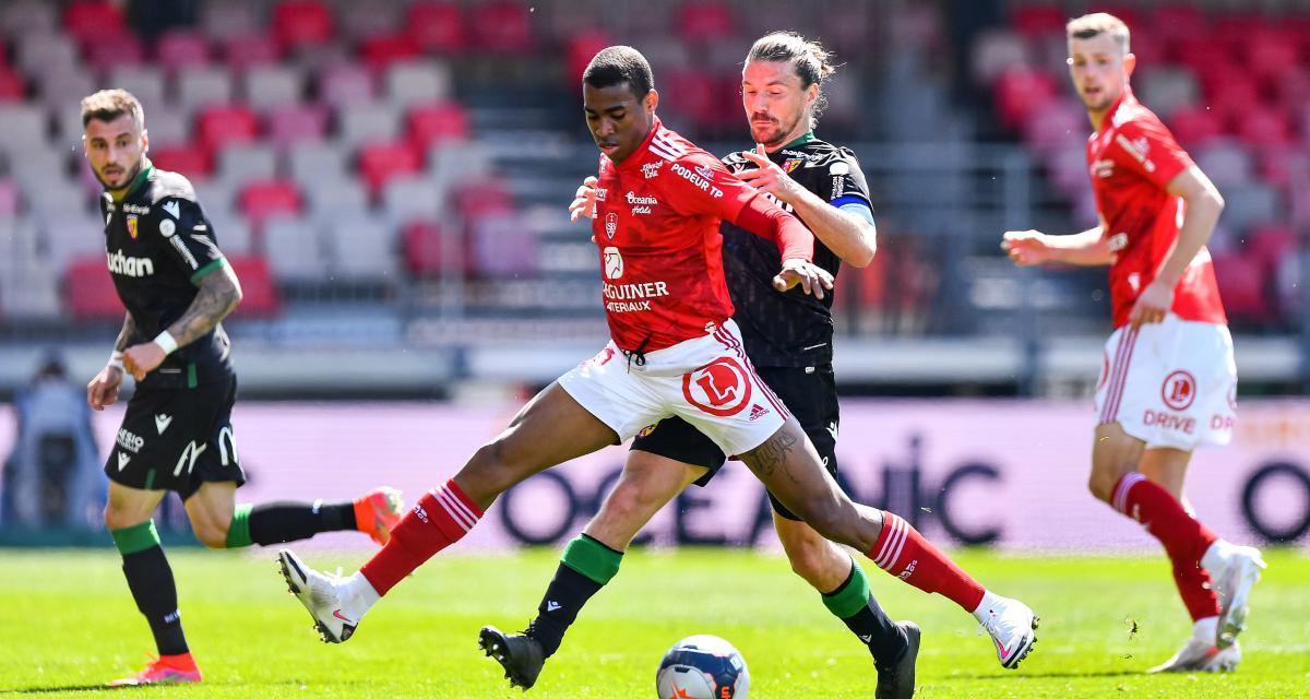Stade Brestois - RC Lens (1-1) : les Tops et les Flops des Sang et Or, accrochés dans la course à l'Europe