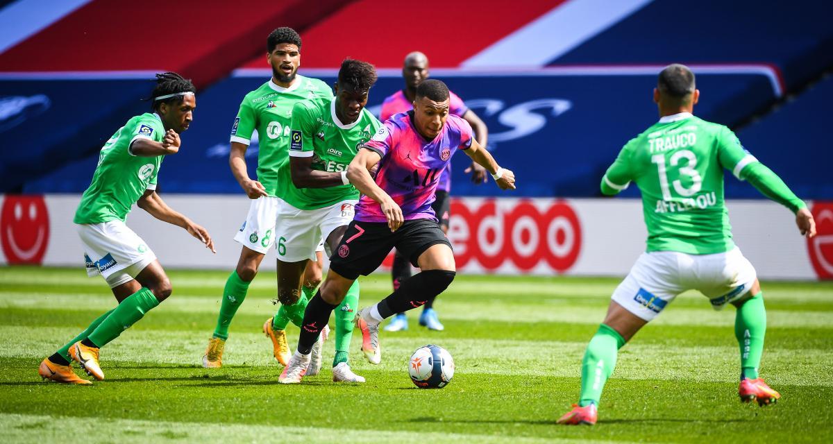 ASSE : un élément rageant bien connu du FC Nantes a plombé la saison des Verts