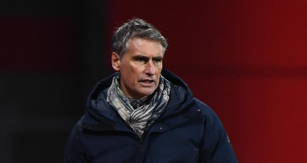 Stade Brestois - RC Lens (1-1) : Dall'Oglio fustige l'arbitrage