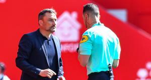 Stade Brestois - RC Lens (1-1) : arbitrage, jour sans, bon point... les mots forts de Franck Haise