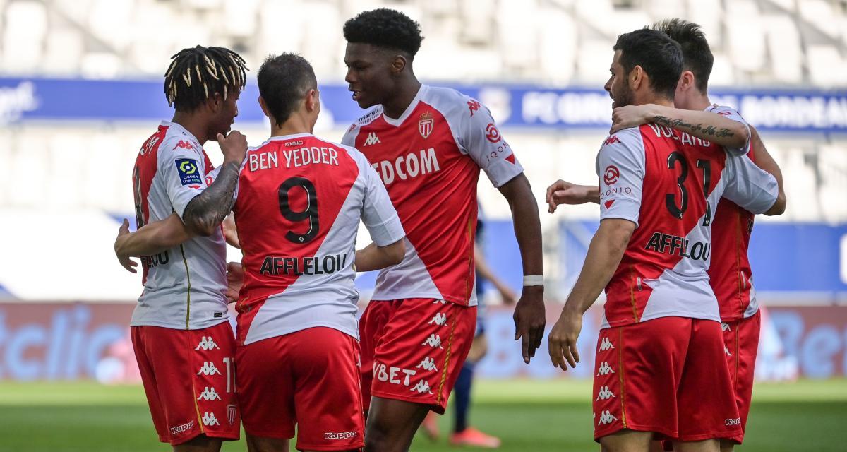Girondins - AS Monaco (0-3) : les Tops et les Flops de la balade monégasque