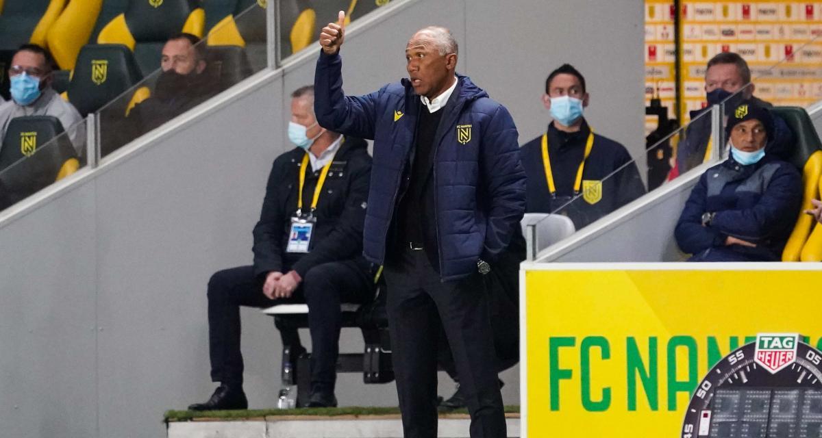 FC Nantes : Kombouaré annonce la couleur et une mauvaise nouvelle en vue du maintien