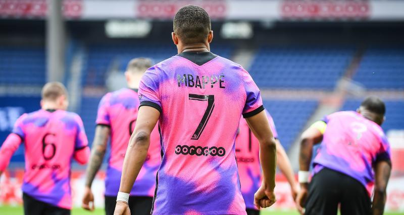 Quand Mbappé marque au Parc, le PSG gagne toujours