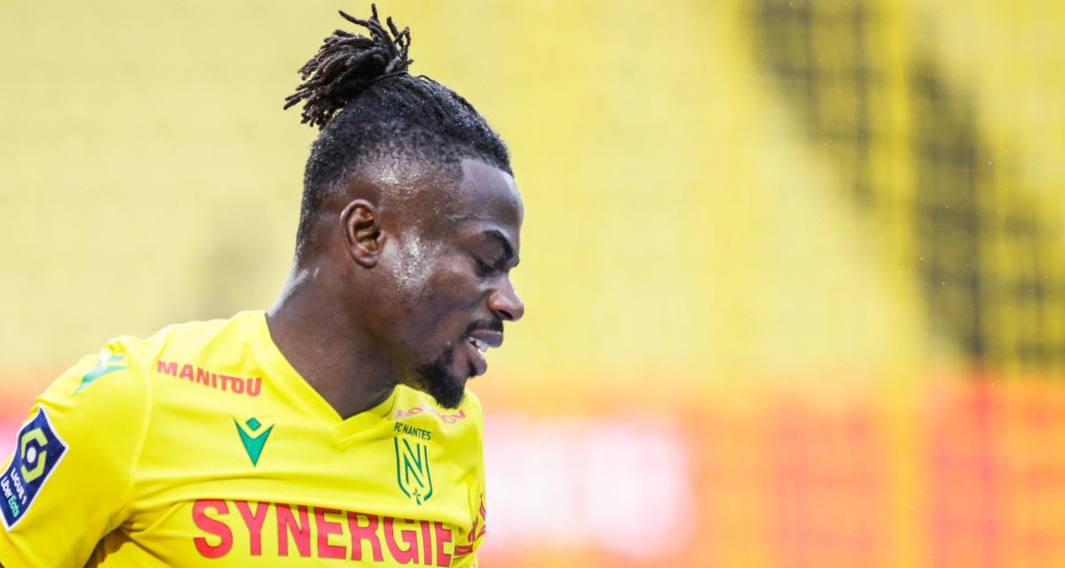 FC Nantes - Mercato : Moses Simon ne sera pas à la rue la saison prochaine
