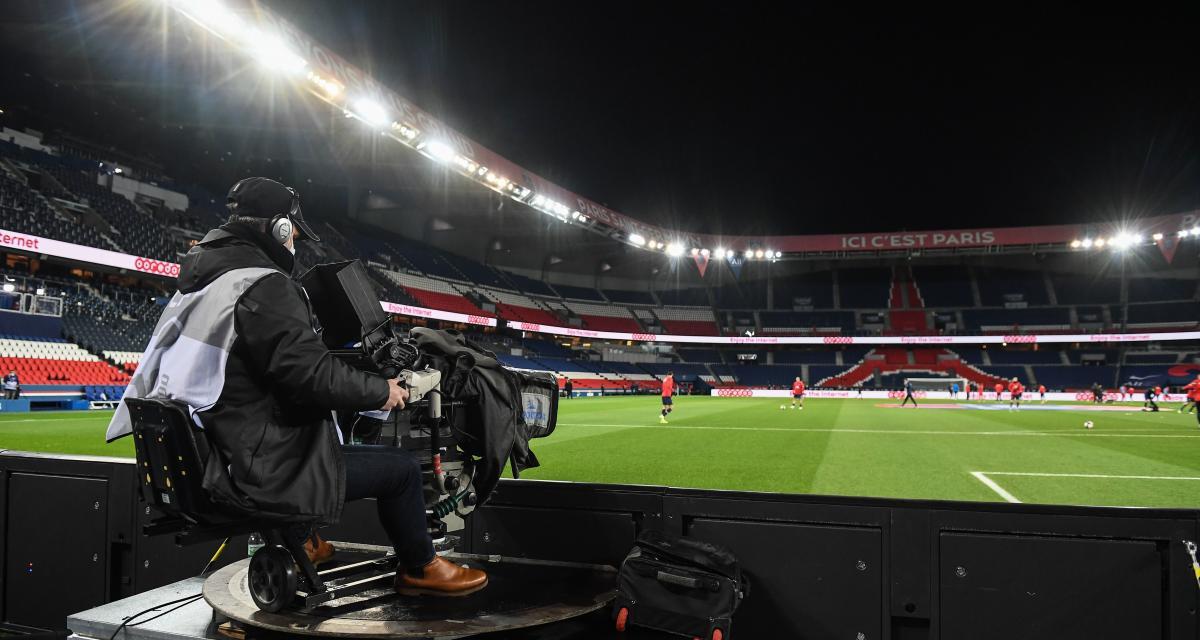 PSG - Angers : sur quelle chaîne voir le match ?