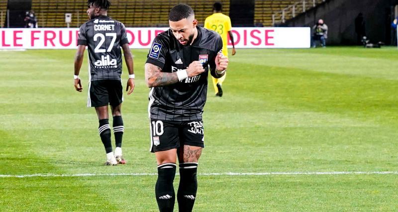 OL : le duo Depay-Paqueta étincelant, le milieu Guimaraes-Caqueret solide, le débrief de la victoire à Nantes (Vidéo)