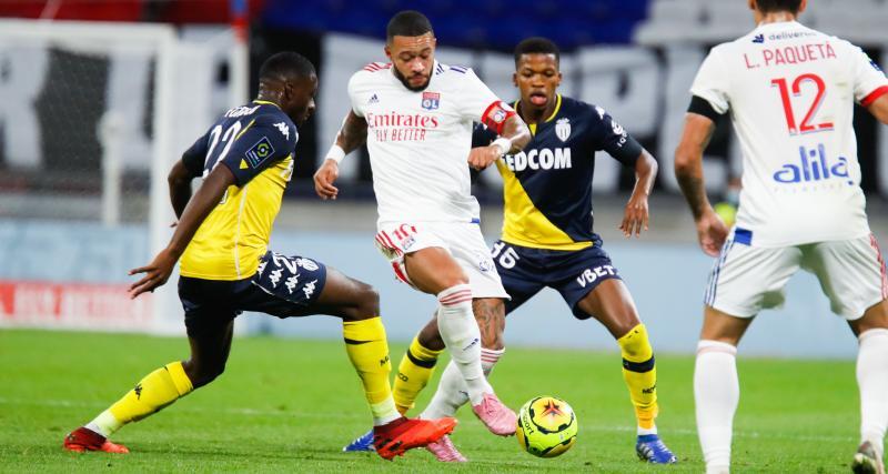 Lyon - Monaco sur Eurosport 2