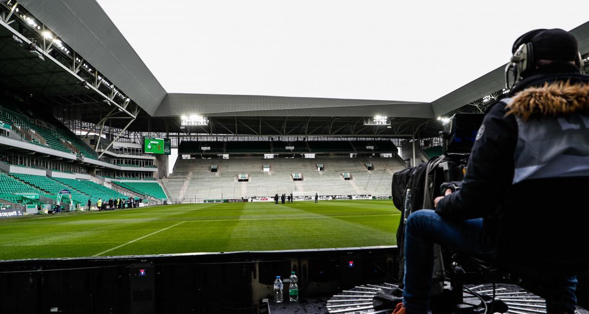 ASSE - Brest : sur quelle chaîne voir le match ?