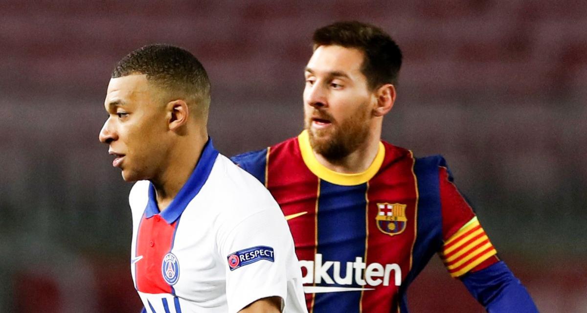 FC Barcelone, PSG - Mercato : l'UEFA prête à réunir Mbappé, Neymar et Messi à Paris ?