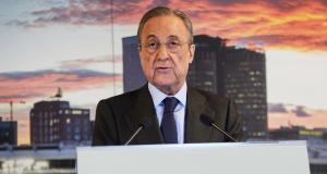 Real Madrid : les annonces fortes de Florentino Pérez sur la Super League