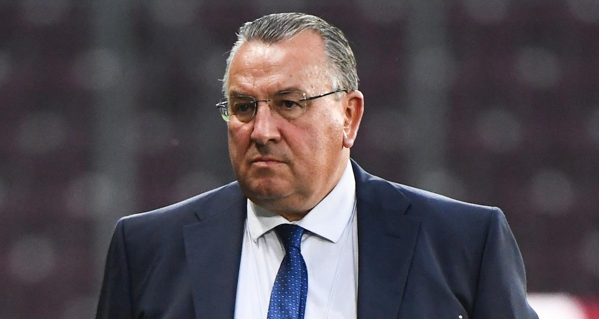 Stade de Reims : l'objectif de fin de saison, le changement de coach, le recrutement…Caillot se confie