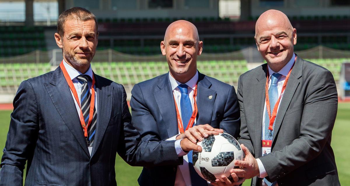 Real Madrid, Juventus, FC Barcelone : l'UEFA et la FIFA clashent les dissidents de la Super League