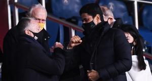 OL, PSG : Aulas et al-Khelaïfi félicités pour leur opposition à la Super League