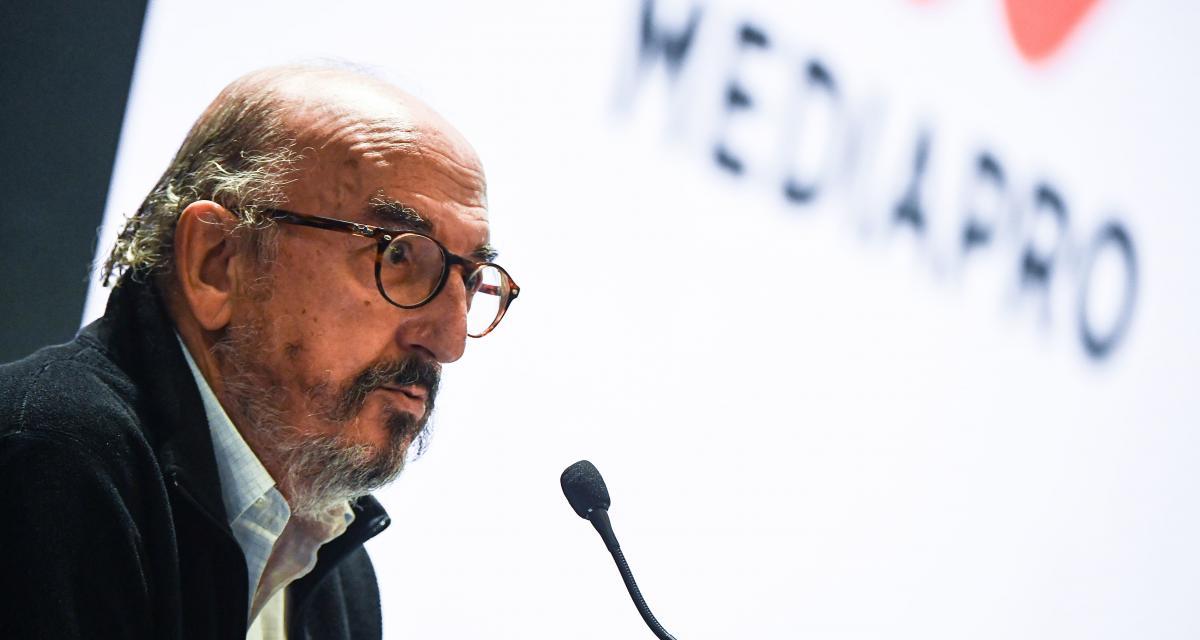 PSG, OM, OL, ASSE, FC Nantes : le patron de Mediapro ose parler de la L1 pour tacler la Super League
