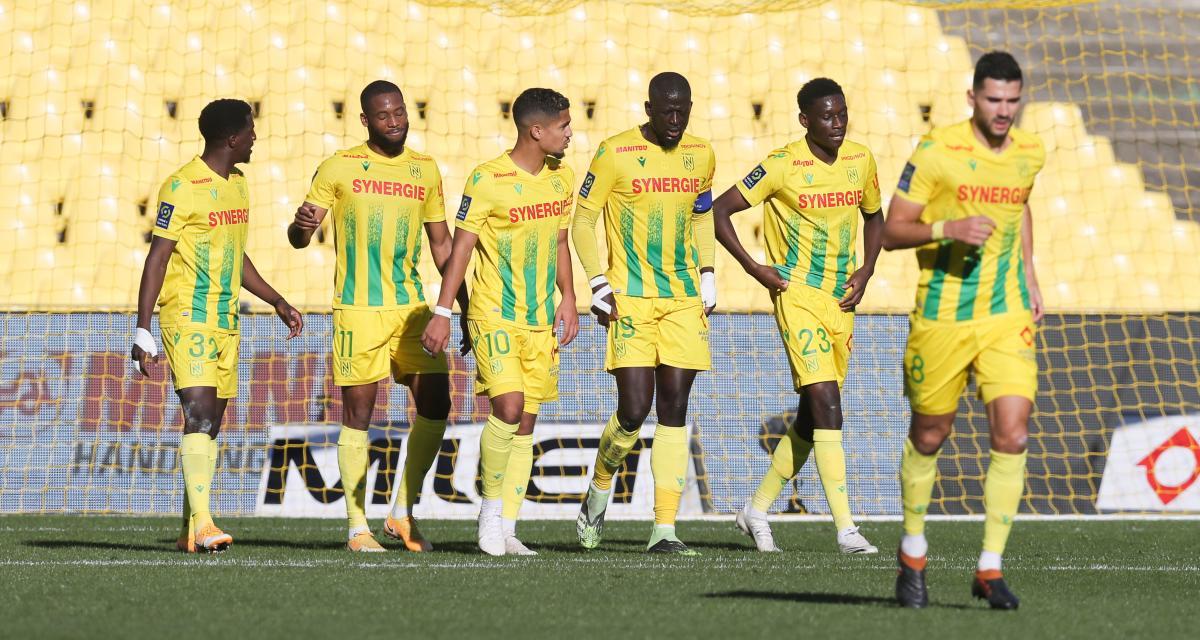 FC Nantes : le Top 5 des joueurs nantais les plus décisifs cette saison
