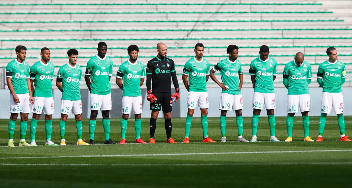 ASSE : les Verts ont un porte-bonheur pour Brest