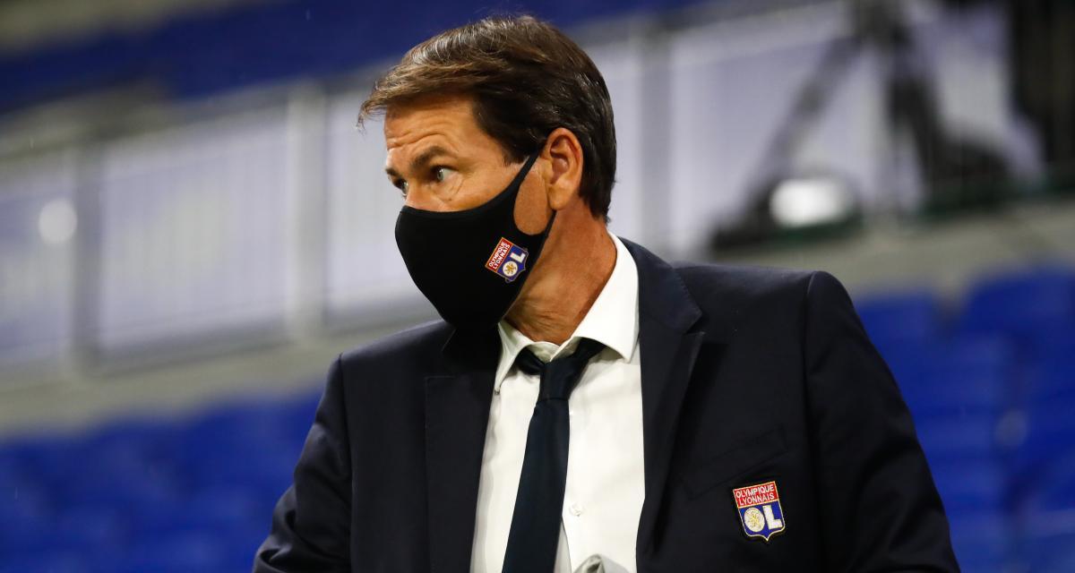 OL : l'AS Monaco, la Coupe de France, les blessés, Rudi Garcia avait des choses à dire
