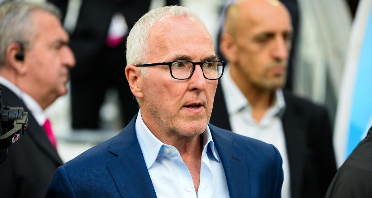 OM : Frank McCourt sort du silence pour la Super League