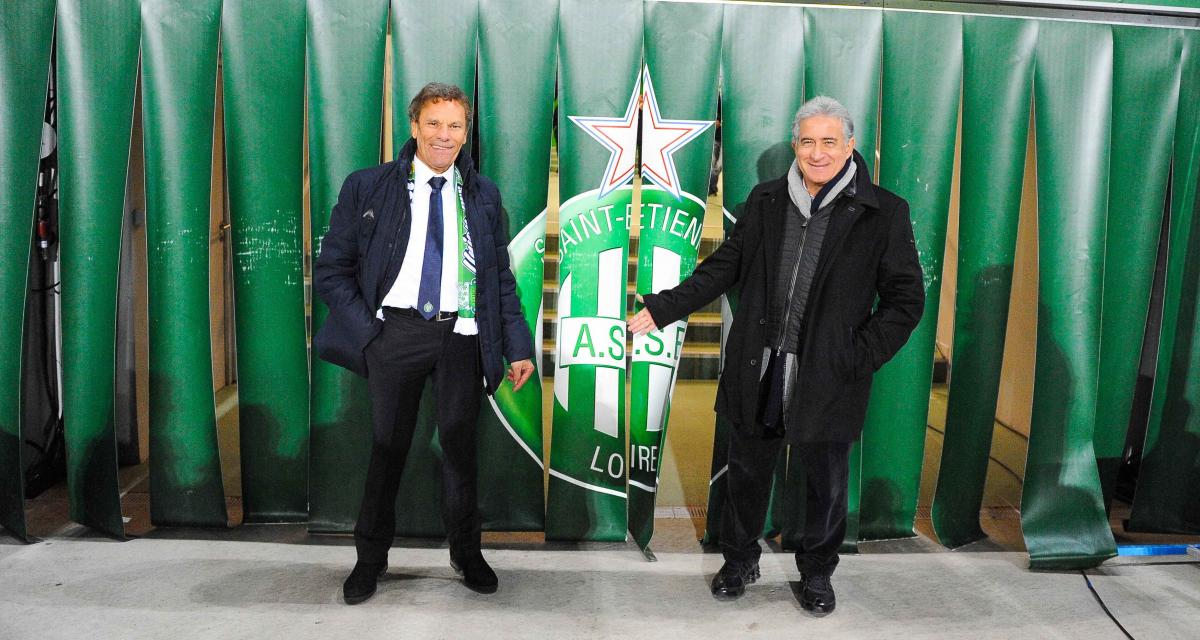 ASSE : une nouvelle action choc des supporters ruine Caiazzo et Romeyer
