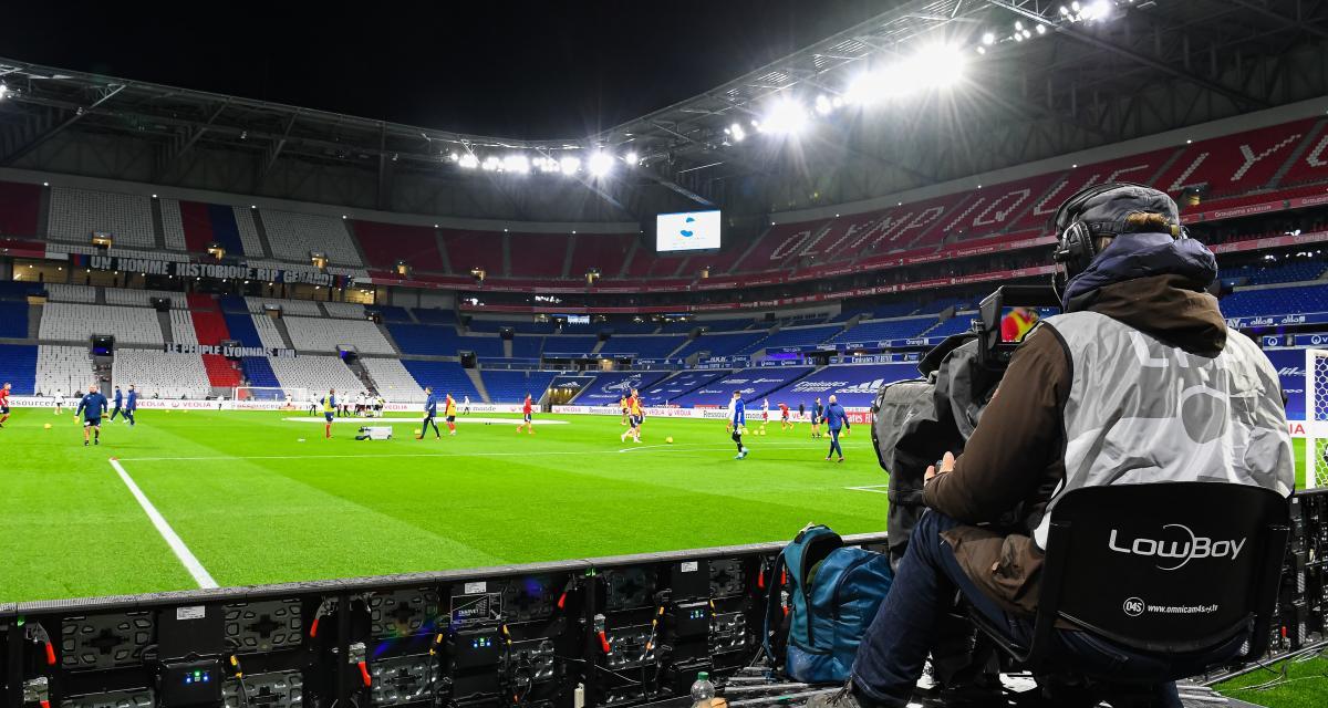 Lyon - Lille : sur quelle chaîne voir le match ?
