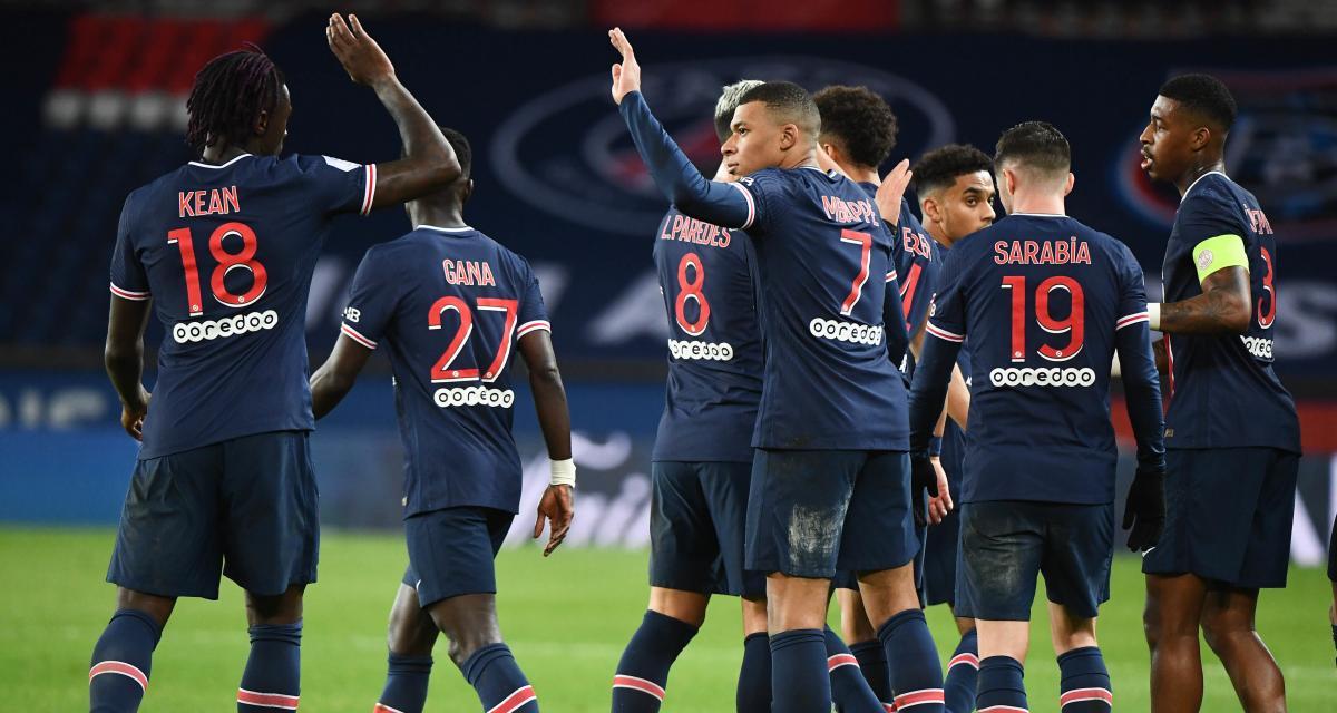 Ligue 1 : Metz - PSG, les compos probables et les absents