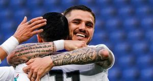 PSG - SCO d'Angers (5-0) : le message fort d'Icardi après son triplé