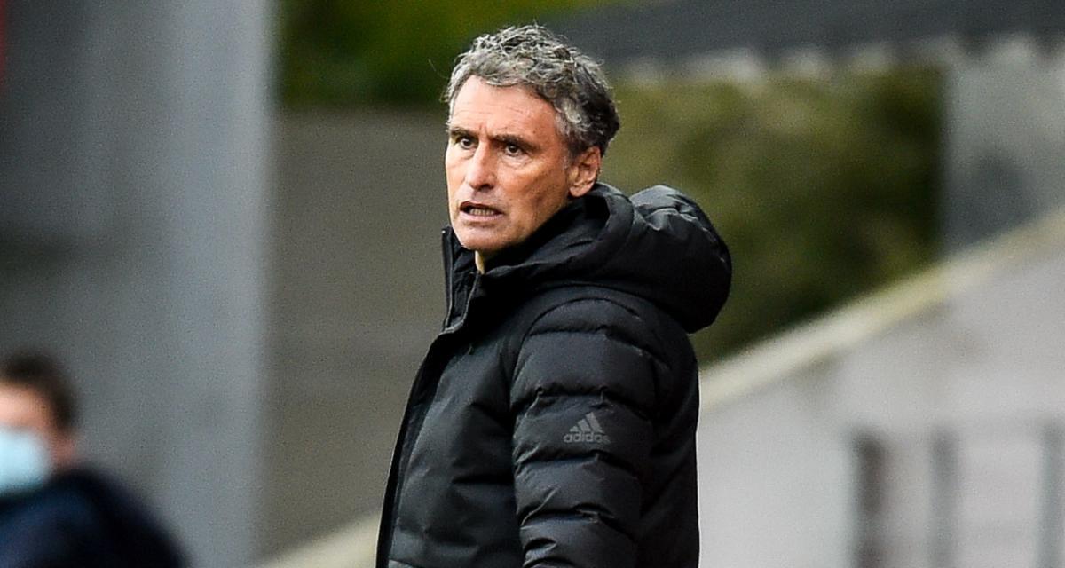 RC Strasbourg : division sur Dall'Oglio avant le FC Nantes