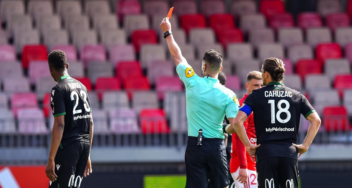 Discipline : les joueurs du RC Lens connaissent leur sanction
