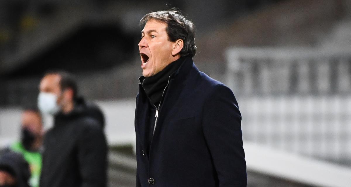 OL - AS Monaco (0-2) : Rudi Garcia au bord du précipice