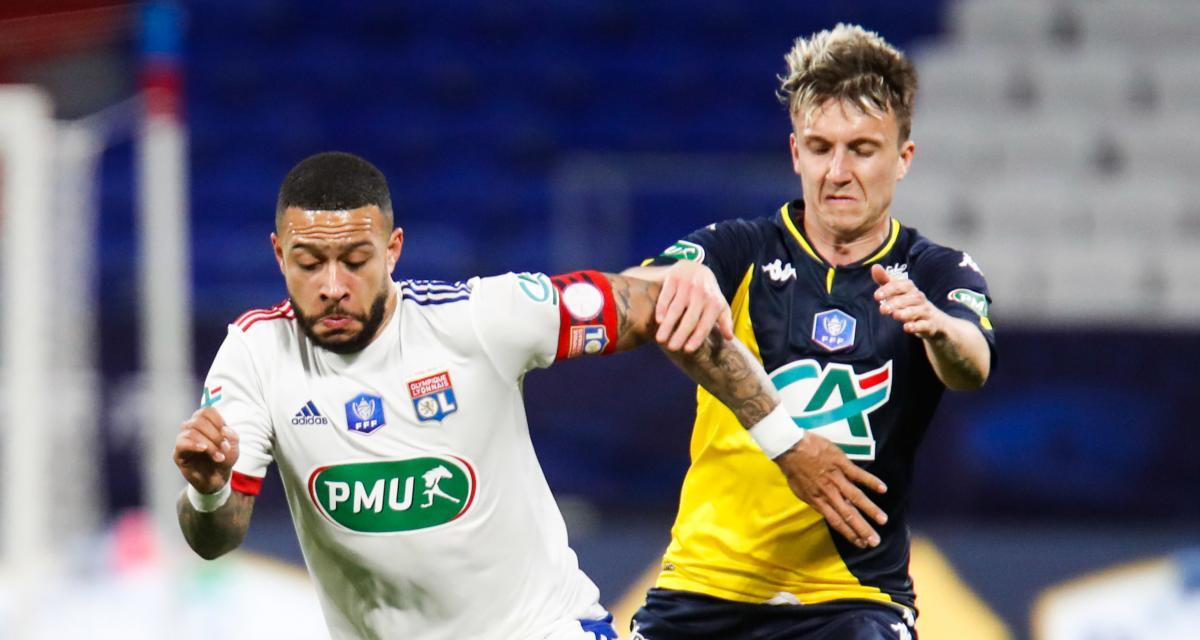 Résultat Coupe de France : OL 0-2 AS Monaco (terminé)