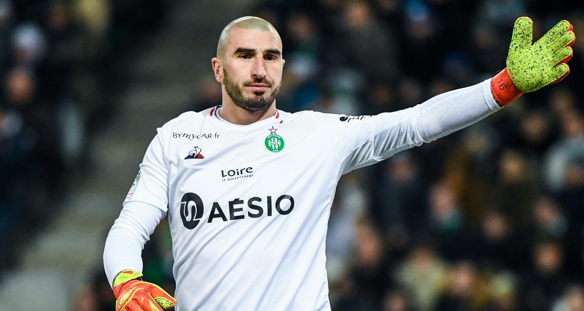 ASSE - Mercato : Stéphane Ruffier a failli signer au Stade Rennais !