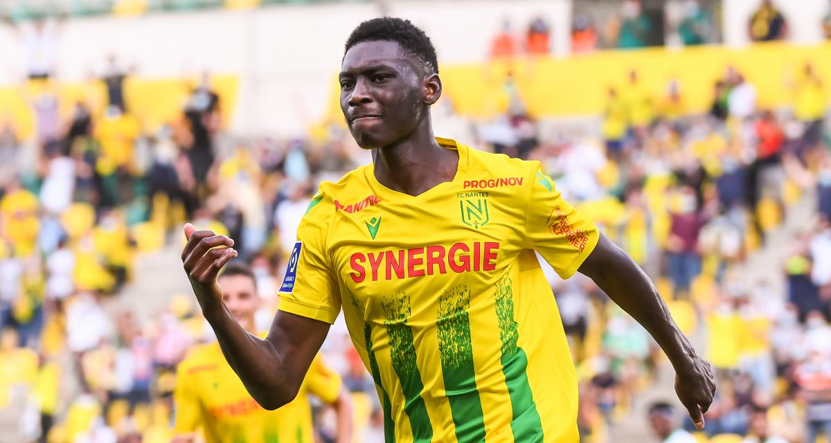FC Nantes - Mercato : Randal Kolo Muani aurait fait son choix pour son avenir !