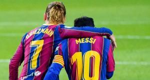 Liga : FC Barcelone - Getafe : les compos sont tombées (Messi et Griezmann titulaires)