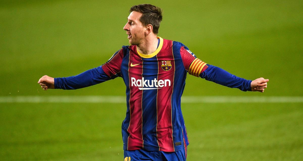 Résultat Liga : porté par Lionel Messi, le FC Barcelone se balade face à Getafe (terminé)