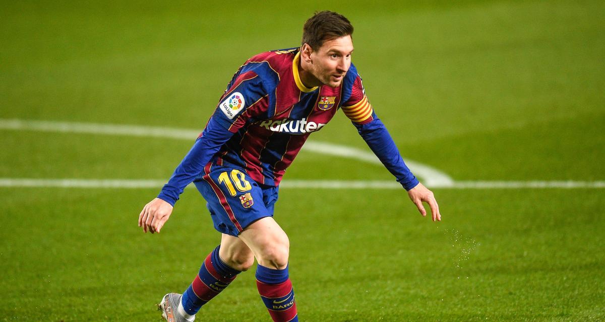 FC Barcelone : Messi s'offre un record qui fait pâlir Cristiano Ronaldo
