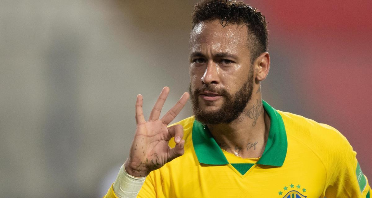 PSG : un problème préoccupant voit le jour avec Neymar avant City