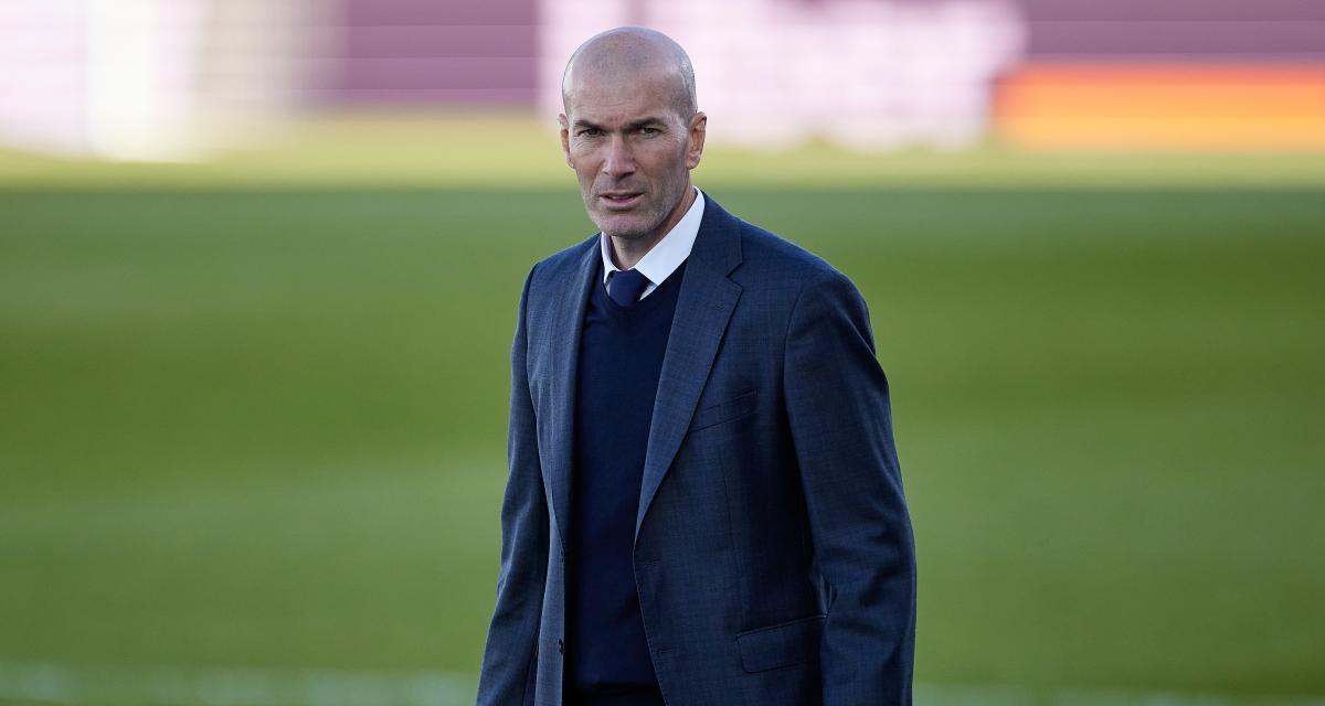 Girondins, Real Madrid : le message fort et touchant de Zinédine Zidane