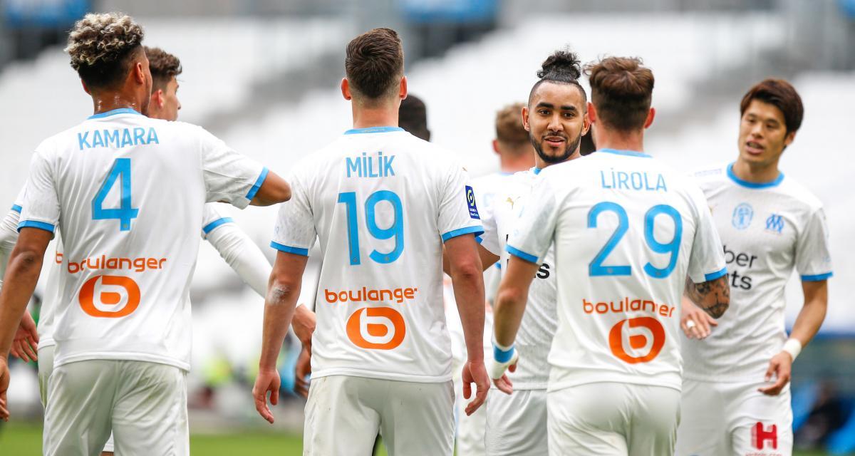 Ligue 1 : Stade de Reims - OM, les compos sont tombées !