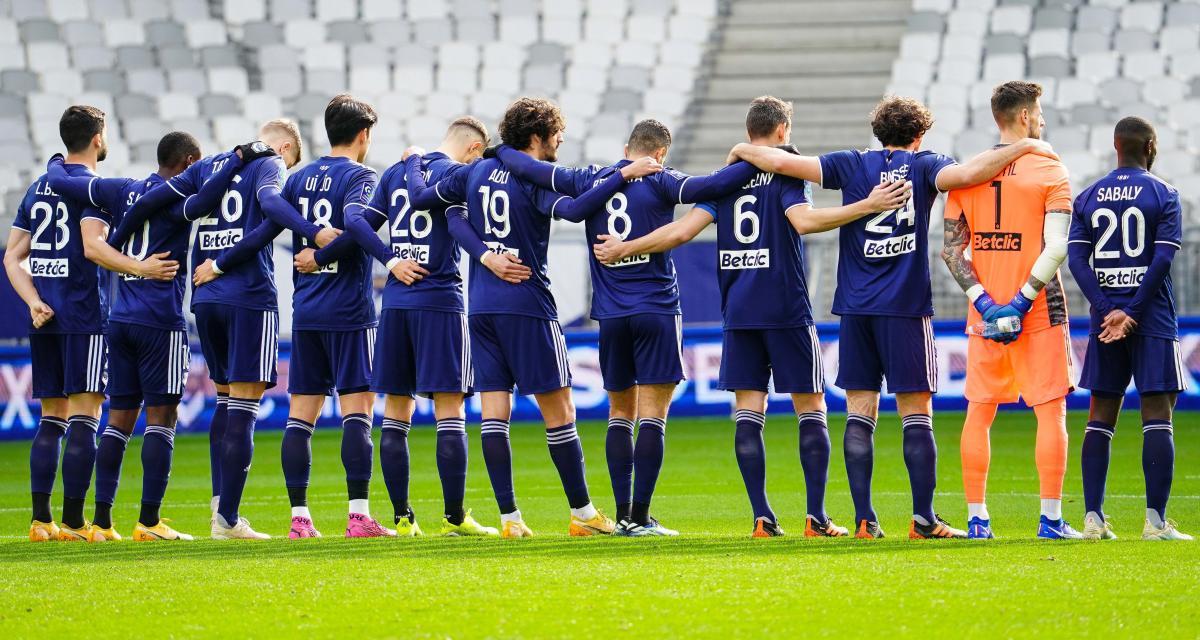 Les infos du jour : les Girondins dans la tourmente, le plan du FC Nantes pour le maintien