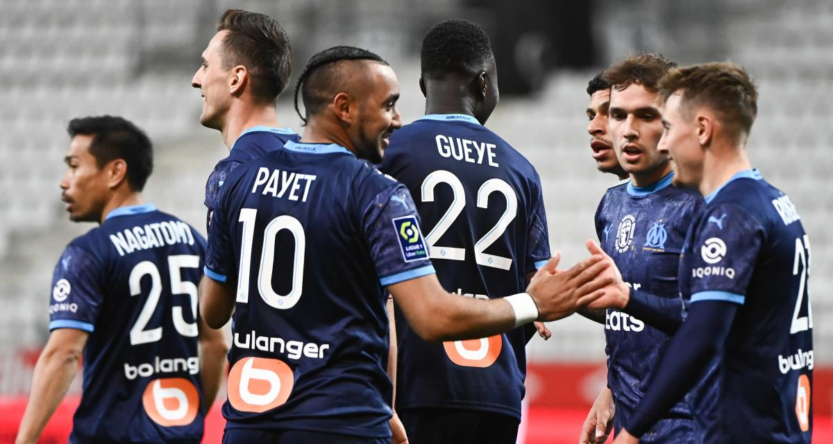 Stade de Reims - OM (1-3) : les Tops et les Flops de la victoire olympienne