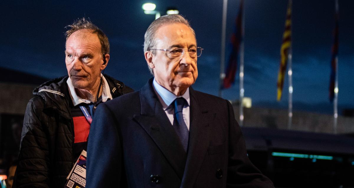 Real Madrid, FC Barcelone : Pérez croit toujours en la Super League, le Barça veut blinder le chouchou de Messi